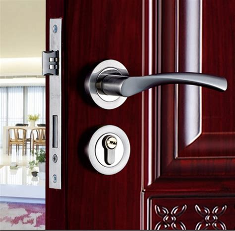 bedroom door key top quality brand european style bedroom door handles locks with key wooden door lock