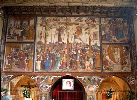 comune caravaggio ufficio scuola bonus restauro degli affreschi chiesa di san