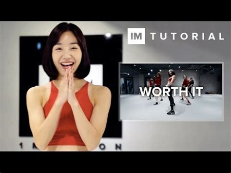 tutorial dance mtbd may j lee dance tutorial worth it dance tutorial by璠璠