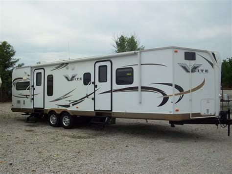 2011 palomino puma 30 fqss by forest river 2 bedroom used 2011 forest river v lite 30wrkss travel trailer