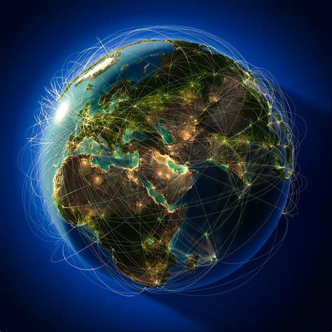 globe l global communications america and the global economy