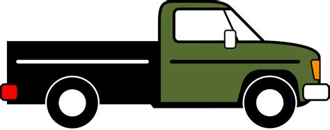 truck clip up clipart clipground