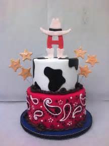 kids cowboy cake main made custom cakes