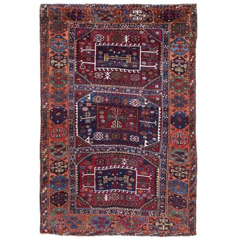 kurdish rug superb antique kurdish rug for sale at 1stdibs