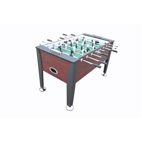 Full Size Foosball Table Sportcraft 57 Inch Foosball Table Game Fitness Amp Sports