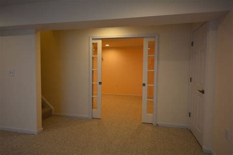 pocket doors basement finishing and remodeling in