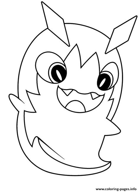 slugterra narwhaddle coloring pages printable
