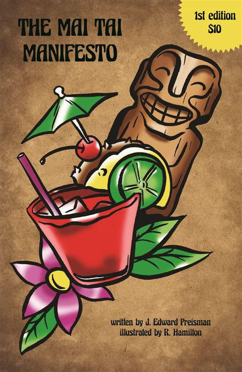 mai picture book tiki with new cocktail recipe book the mai