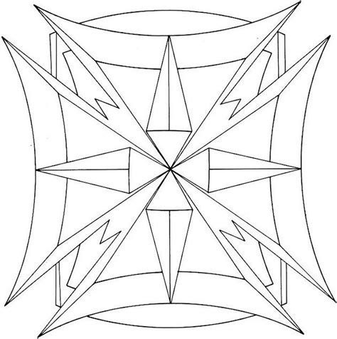 geometric pattern sheets coloring pages for adults only free printable adult
