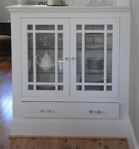 Dining Room Built In China Cabinets Sneak Preview 1 2012 House And Garden Tour Diy