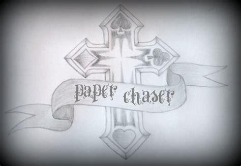 paper chaser tattoo paper chaser by xxxmichaelxbarkerxxx on deviantart