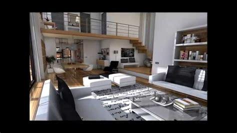 diseno interior dise 241 o interior loft minimalista