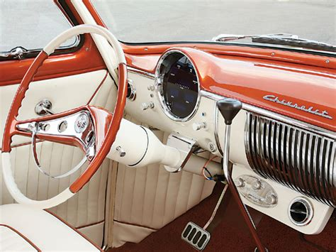 1949 Chevy Interior by 301 Moved Permanently