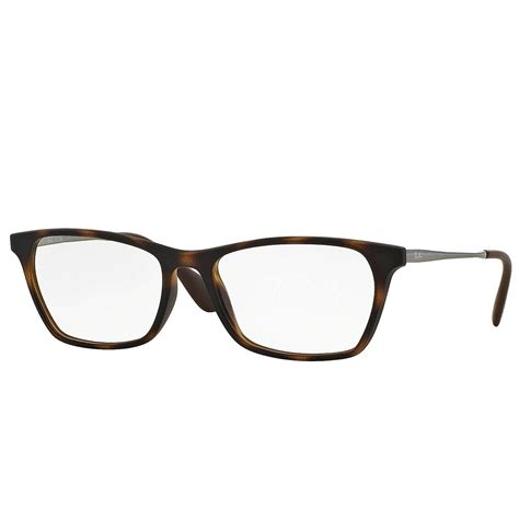 Summit Dinamic With Rayban ban rx7053 prescription frame 52mm tortoise rubber 0rx7053 5365 52