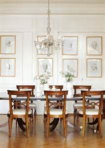 Dining Room Artwork by Hanging Art 3 Approaches Prefered By Interior Designers