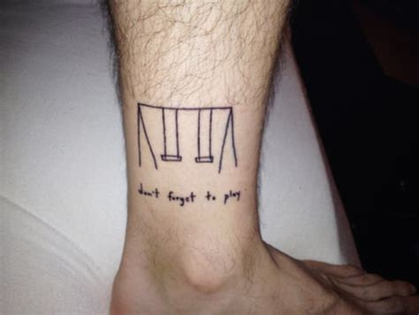 small fun tattoos 140 simple tattoos that are simply genius