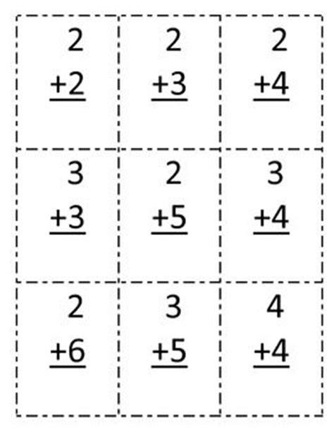 printable flash cards addition 36 math addition flash cards math facts and math facts