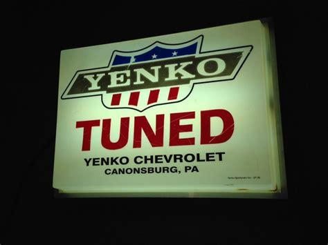 yenko memorabilia and thorstad chevrolet the supercar