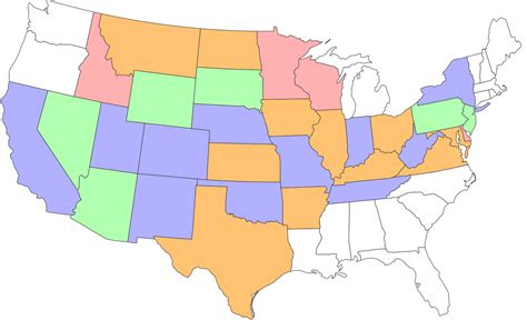 map of us states i visited visited states map generator gas food no lodging
