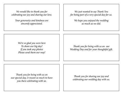 What To Write In Thank You Card For Baby Gift - what to write in wedding thank you cards happyeasterfrom com