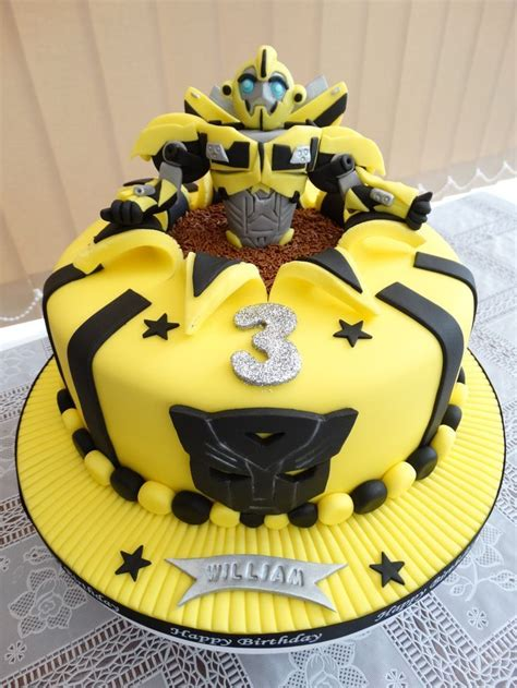 best 25 transformers birthday cakes ideas on