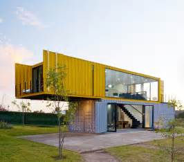 Cheap 1 Bedroom Homes For Rent 4 Shipping Containers Prefab Plus 1 For Guests Modern