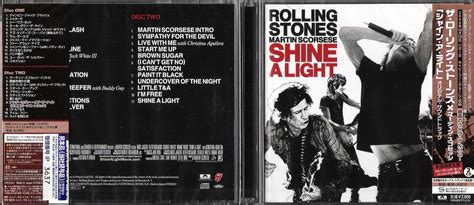 rolling stones shine a light records lps vinyl and cds
