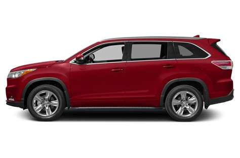 suv toyota 2015 2015 toyota highlander price photos reviews features