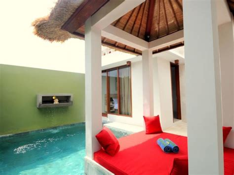 amazing bali villas  private pools starting