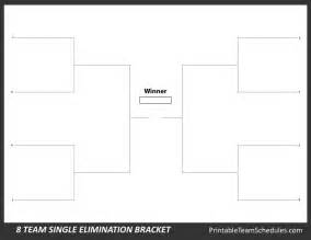 8 team bracket template 8 team playoff bracket template book covers