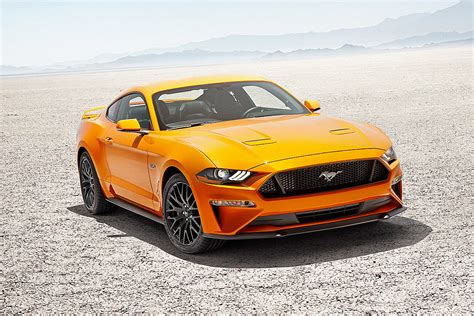 Mustang Auto Ford by Ford Mustang Facelift 2017 Bilder Und Infos Bilder