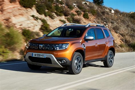 dacia duster new new dacia duster 2018 review auto express