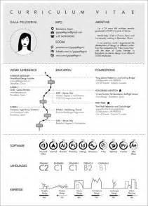 architecture resume template the top architecture r 233 sum 233 cv designs archdaily