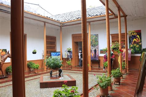 panoramio photo of patio central casa de la cultura