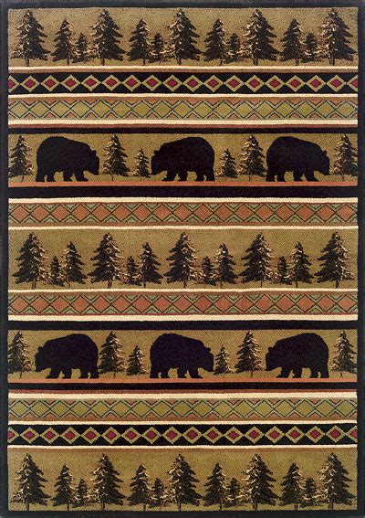 northwoods rugs northwoods rustic rugs picture