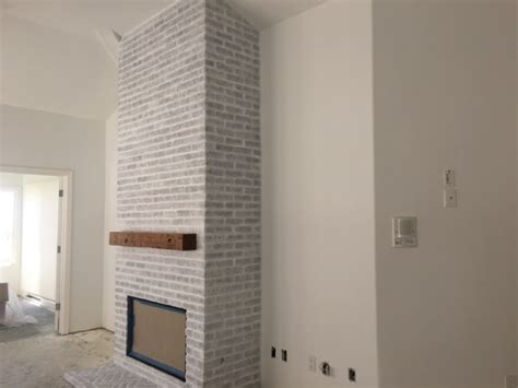 Should I Paint My Fireplace? Interior Brick Painting in La