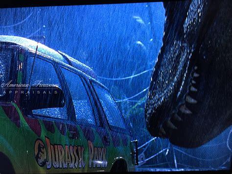 Jurassic Park T Rex Car Imgkid Com The Image
