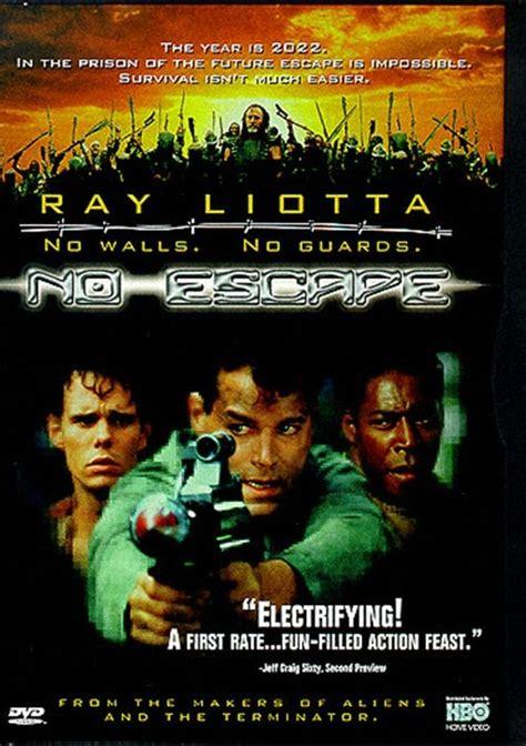film no escape no escape dvd 1994 dvd empire
