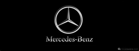 mercedes cover photo simple mercedes logo black covers