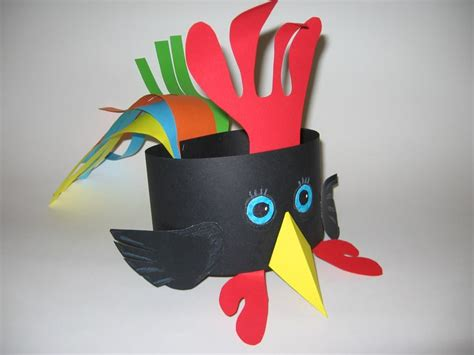 printable paper animal hats crafts actvities and worksheets for preschool toddler and