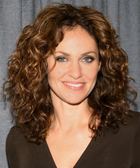 perms for round faces and fine hair over 50 amy brenneman hairstyles in 2018