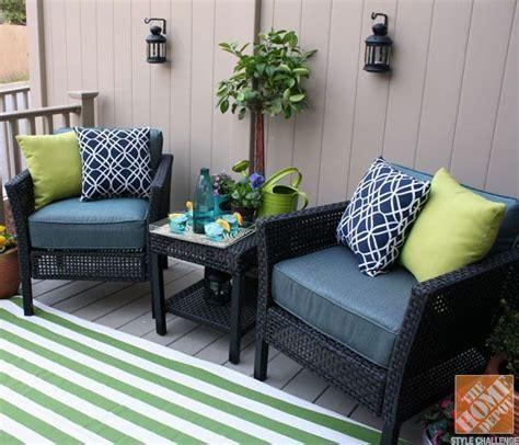 patio sets for small decks