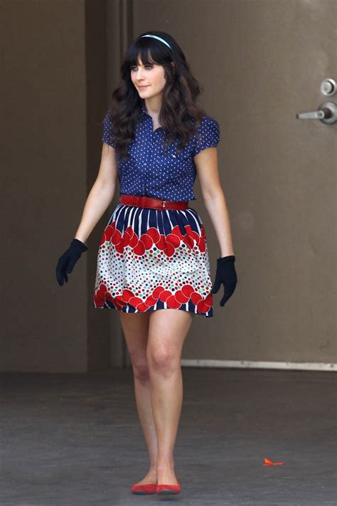 zooey deschanel new girl fashion wwzdw what would style love zooey deschanel miss patina vintage