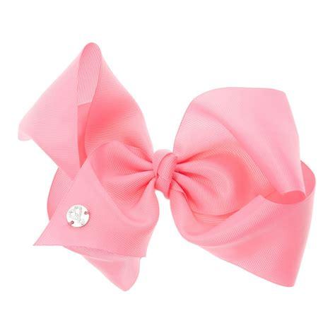 Bows Are Big by Jojo Siwa Large Pink Signature Hair Bow Jojo Siwa