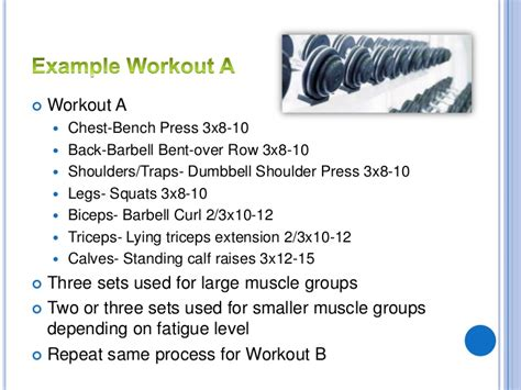 weight bench workout routine beginners bench press workout routine for beginners eoua blog