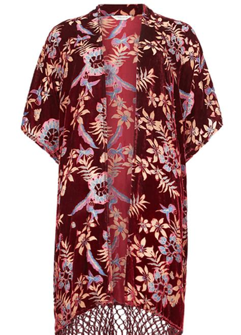 Marks And Spencers Kimono Dress by My Autumn Trend Must Haves With Topcashback L Honest