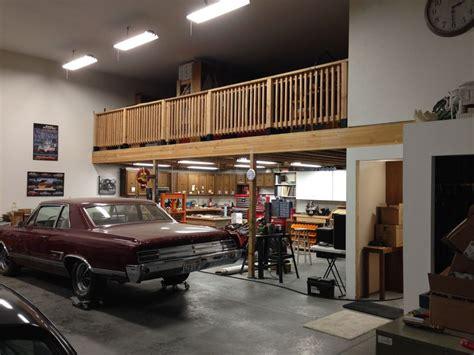 dream shop  loft  photo house plans