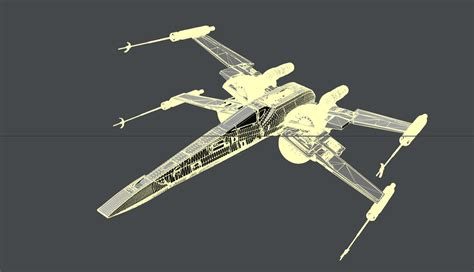 best x wing model free lwo mode xwing