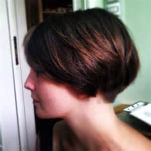wedge haircuts for thick hair 1000 ideas about short wedge haircut on pinterest wedge