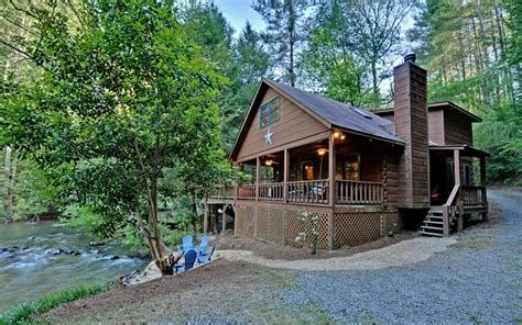 waters edge pet friendly cabins in